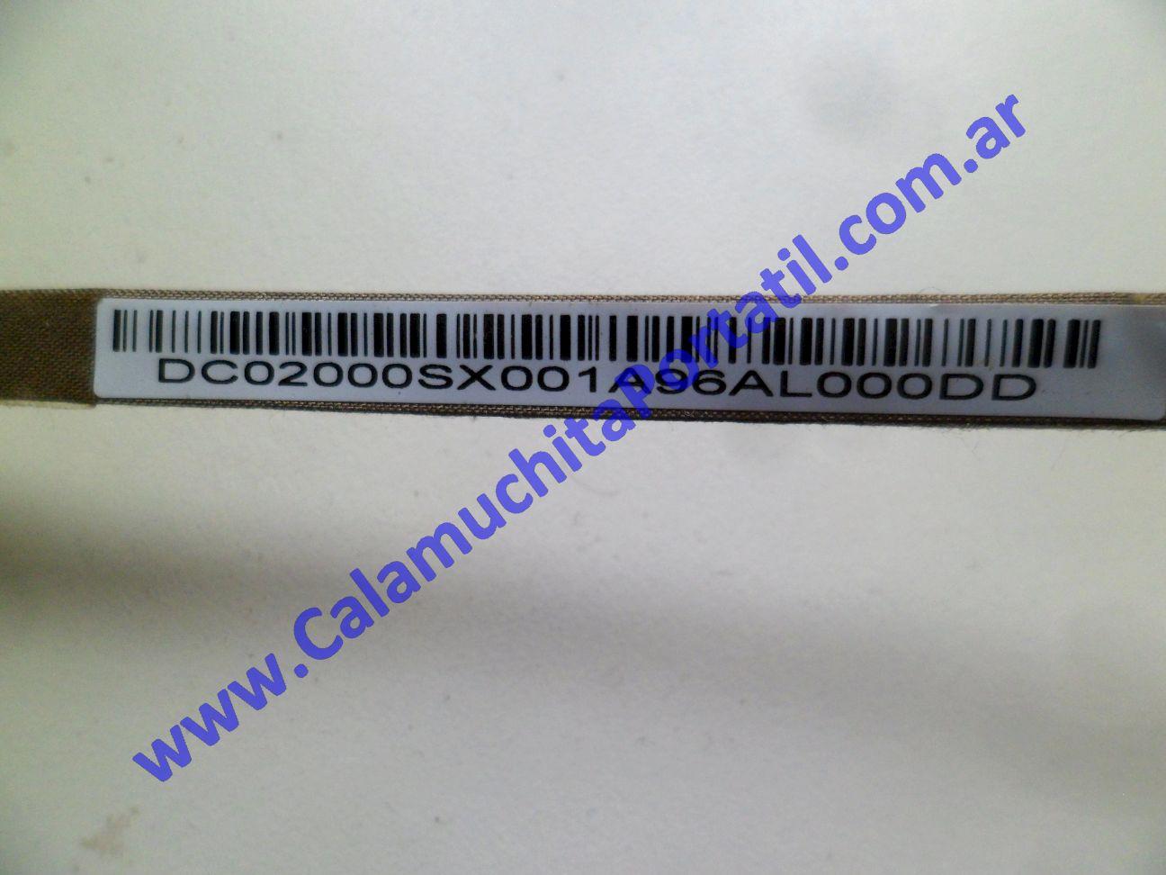 0534FVI Flex Video Lenovo IdeaPad S10-2 / 2957
