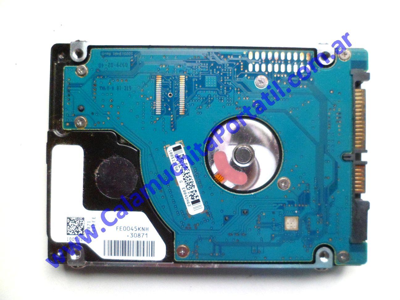 0534HDA Disco Rígido Lenovo IdeaPad S10-2 / 2957