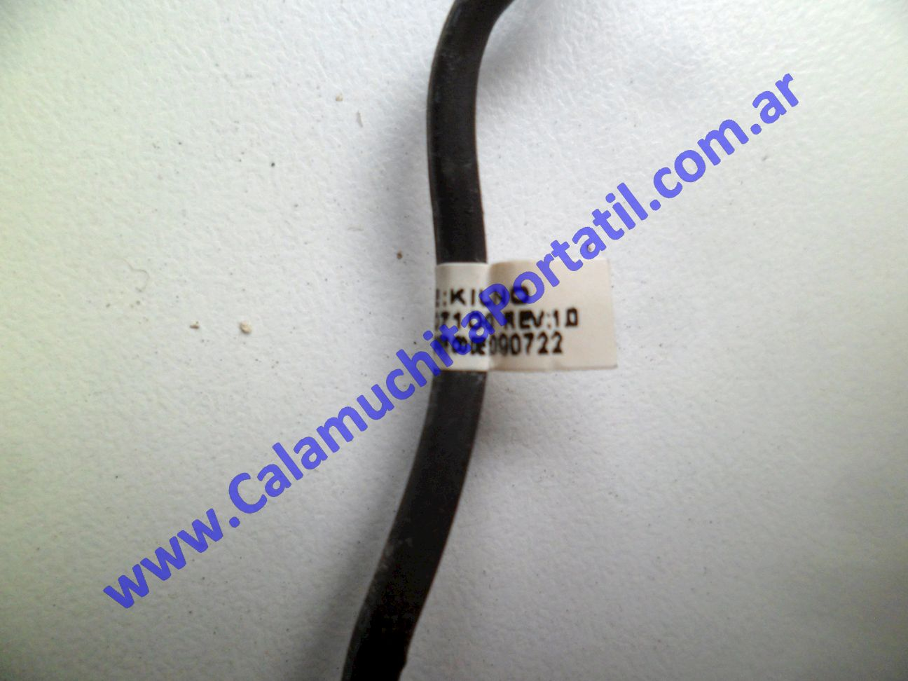 0534JPO Conector Power Lenovo IdeaPad S10-2 / 2957