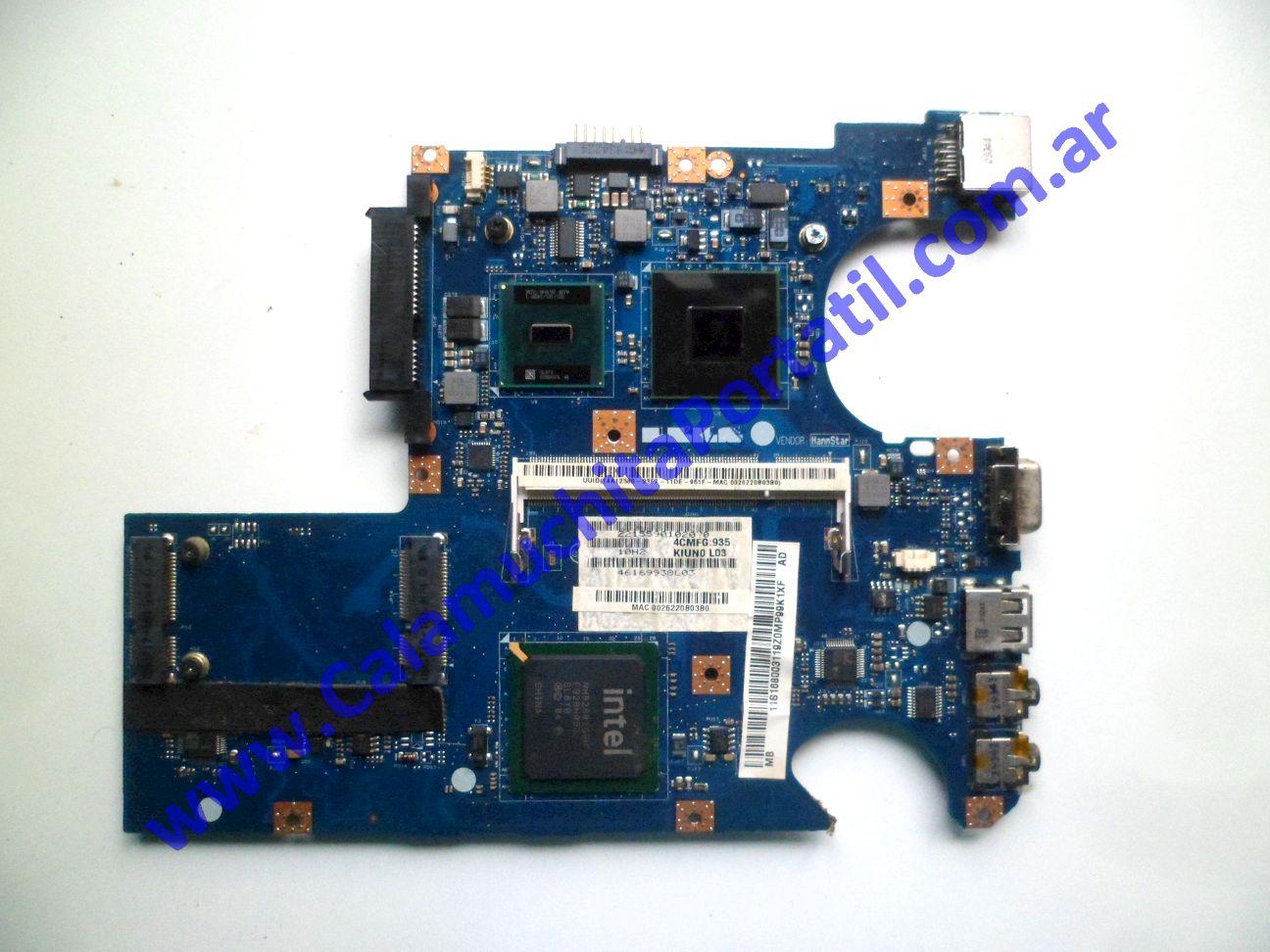 0534MOA Mother Lenovo IdeaPad S10-2 / 2957