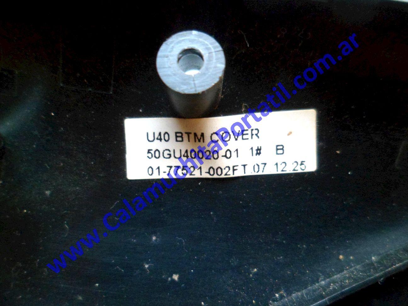 0535CAD Carcasa Base Olivetti Olibook Series 500