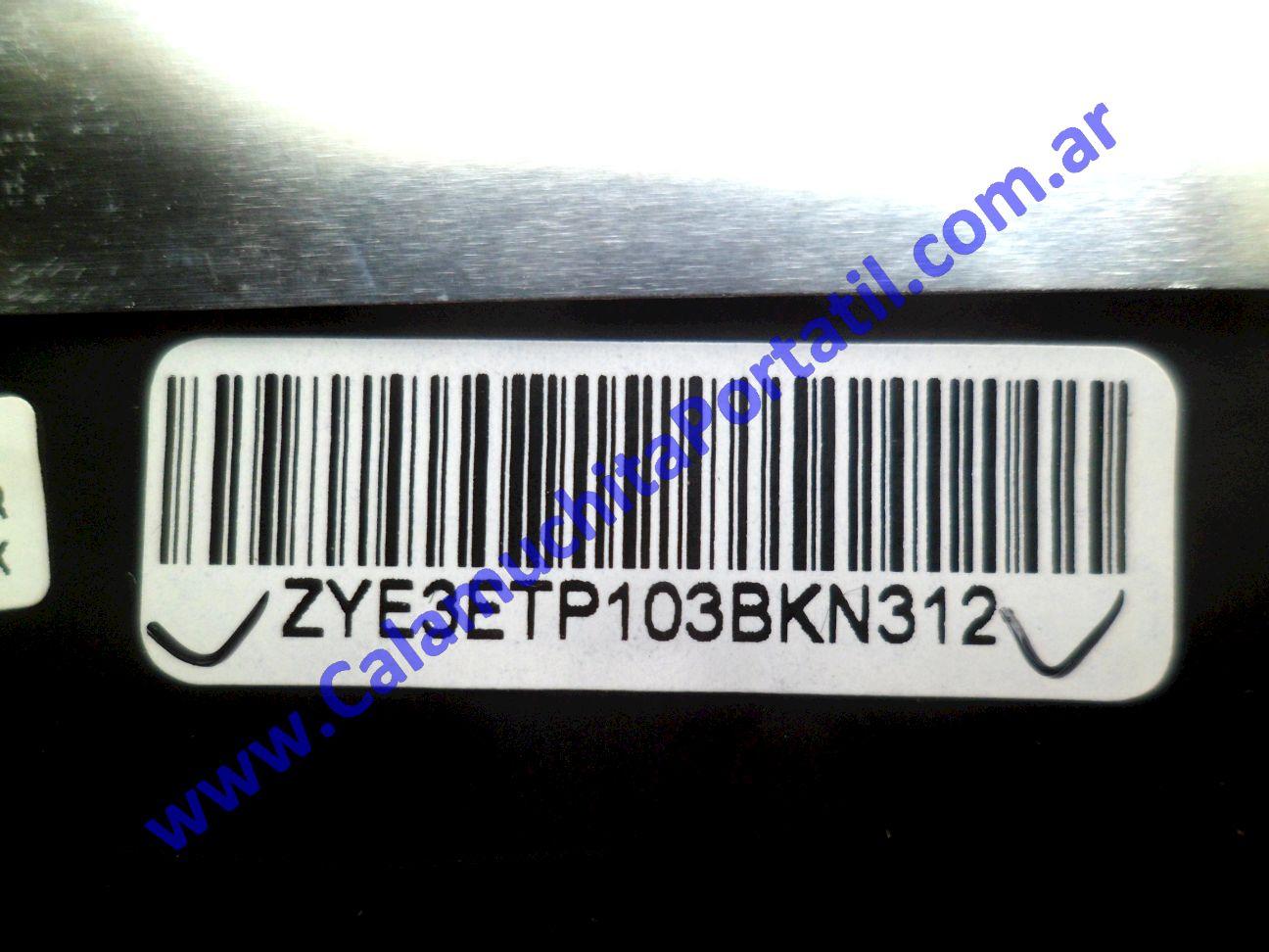0536CAA Carcasa Tapa Hewlett Packard Pavillion dv5-1004nr / FE765UA#ABA