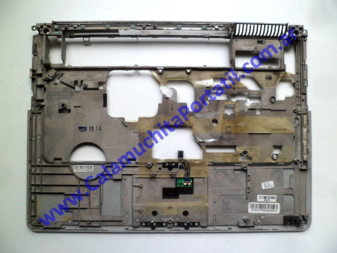 0536CAC Carcasa Teclado Hewlett Packard Pavillion dv5-1004nr / FE765UA#ABA