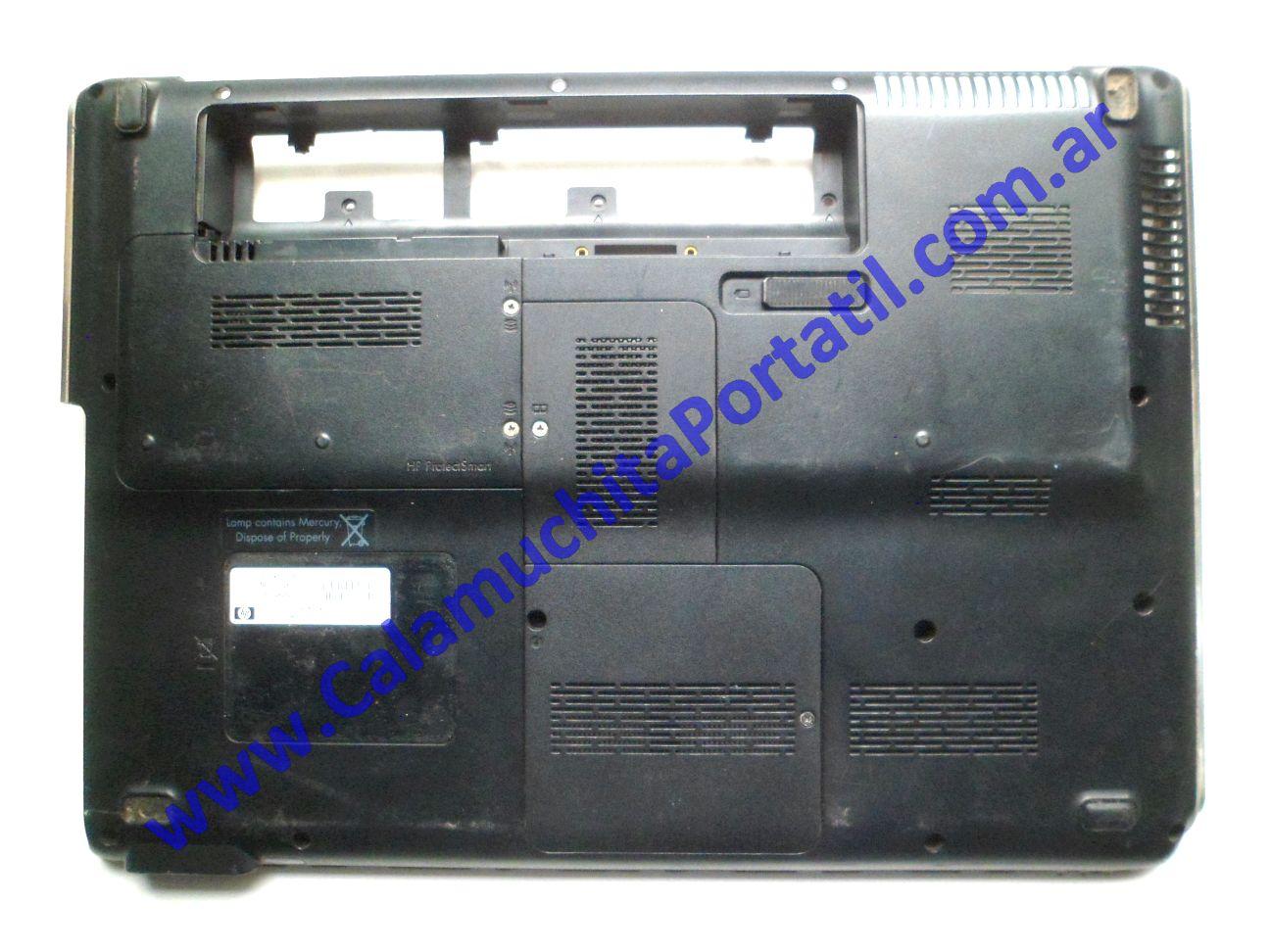 0536CAD Carcasa Base Hewlett Packard Pavillion dv5-1004nr / FE765UA#ABA