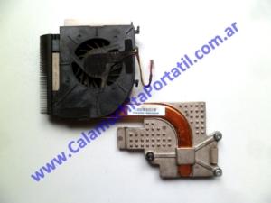 0536VDA Cooler C/Disipador Hewlett Packard Pavillion dv5-1004nr / FE765UA#ABA