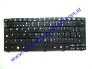 0537KBA Teclado Acer Aspire One 532h-2181 / NAV50