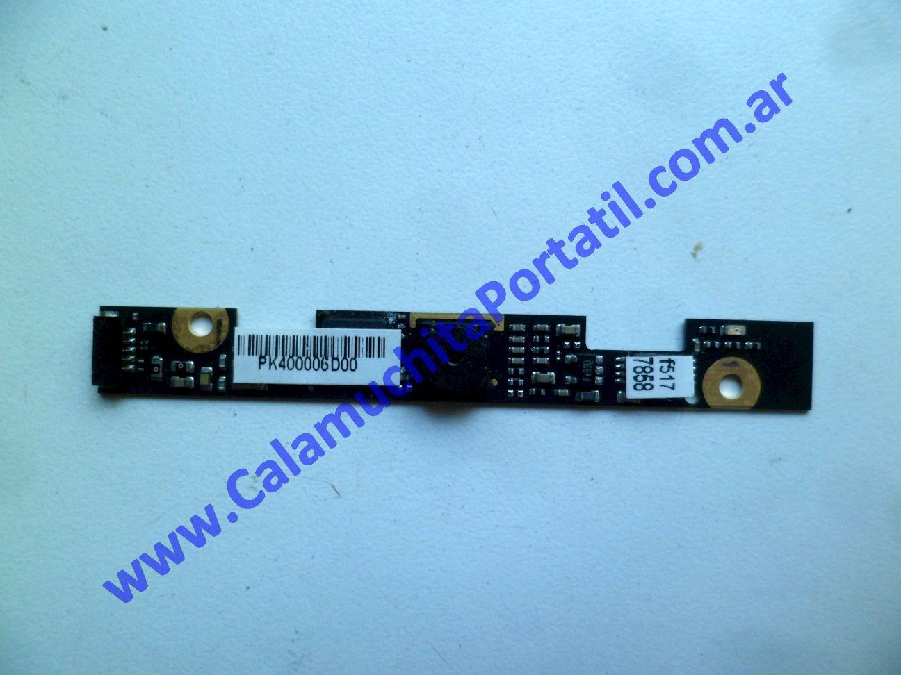 0537WEB Webcam Acer Aspire One 532h-2181 / NAV50