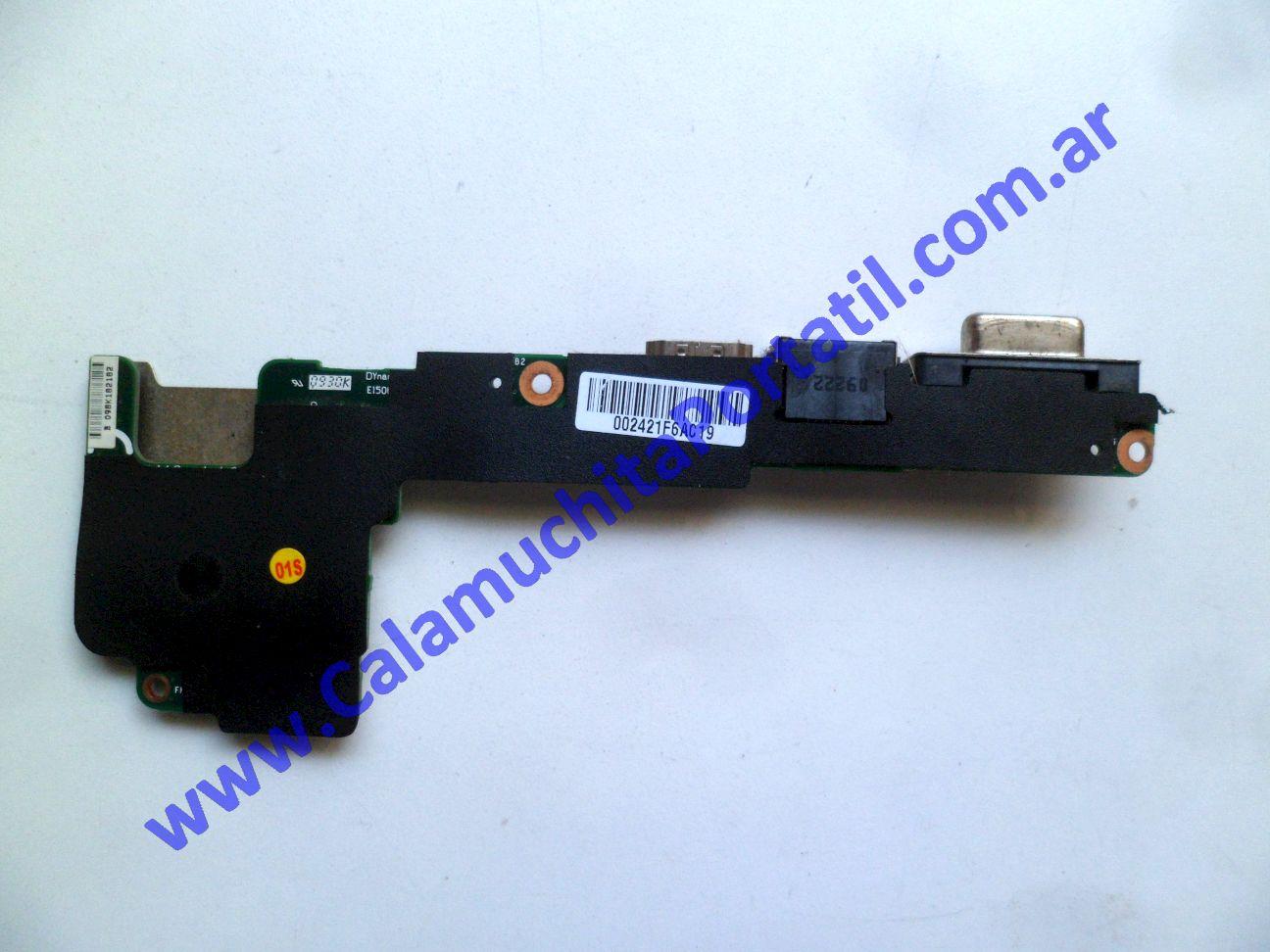 0538PCR Placa CardReader MSI X410-028ES / MS-1461
