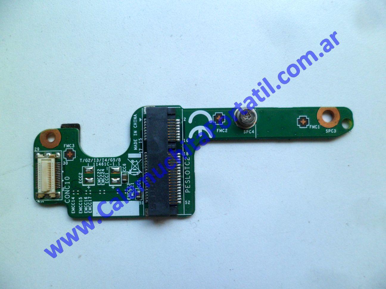 0538POT Placa Otra MSI X410-028ES / MS-1461