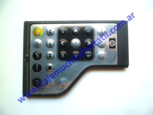 0539ACR Control Remoto Hewlett Packard Pavilion dv7-3079wm / VM241UA#ABA