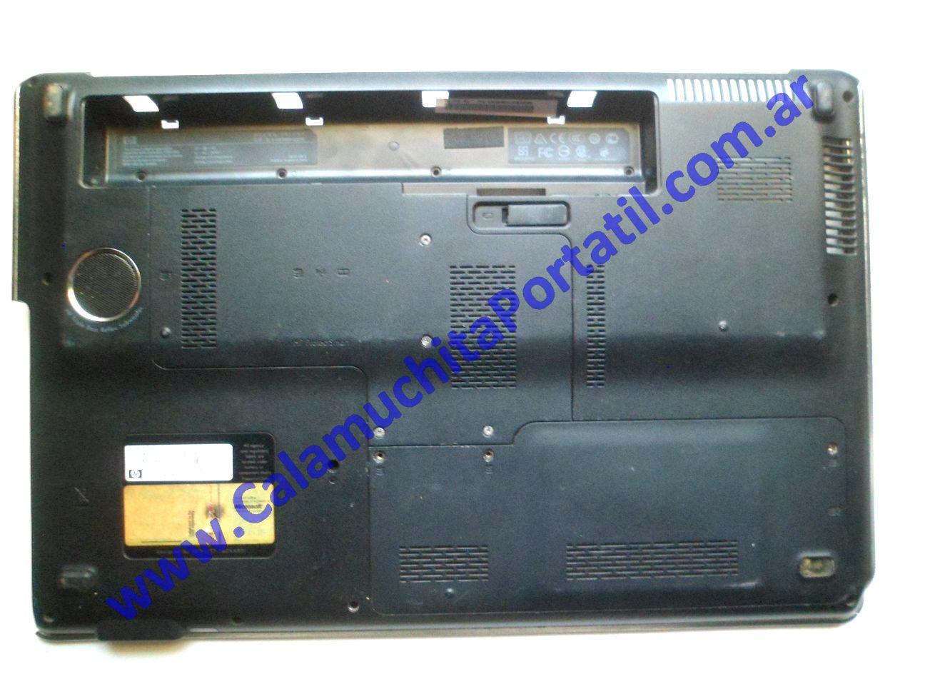0539CAD Carcasa Base Hewlett Packard Pavilion dv7-3079wm / VM241UA#ABA