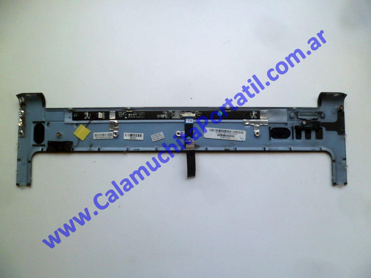 0539CBO Carcasa Botonera Hewlett Packard Pavilion dv7-3079wm / VM241UA#ABA