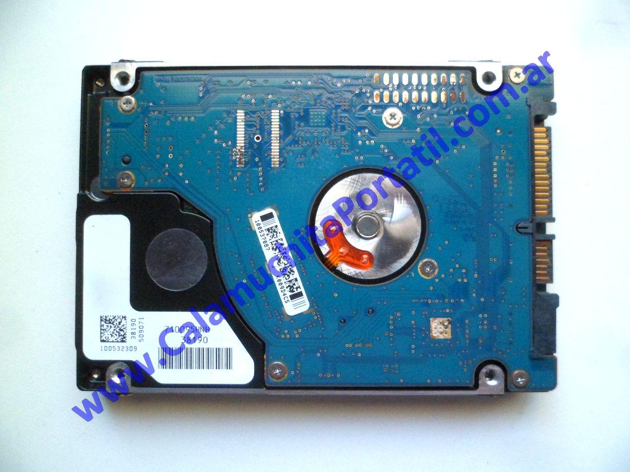 0539HDB Disco Rígido Hewlett Packard Pavilion dv7-3079wm / VM241UA#ABA