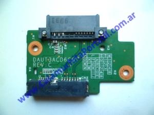 0539JOP Conector Optico Hewlett Packard Pavilion dv7-3079wm / VM241UA#ABA