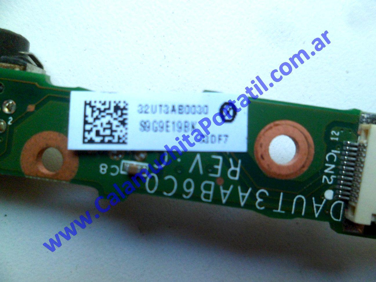 0539PSO Placa Sonido Hewlett Packard Pavilion dv7-3079wm / VM241UA#ABA