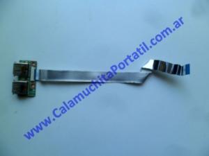 0539PUS Placa USB Hewlett Packard Pavilion dv7-3079wm / VM241UA#ABA