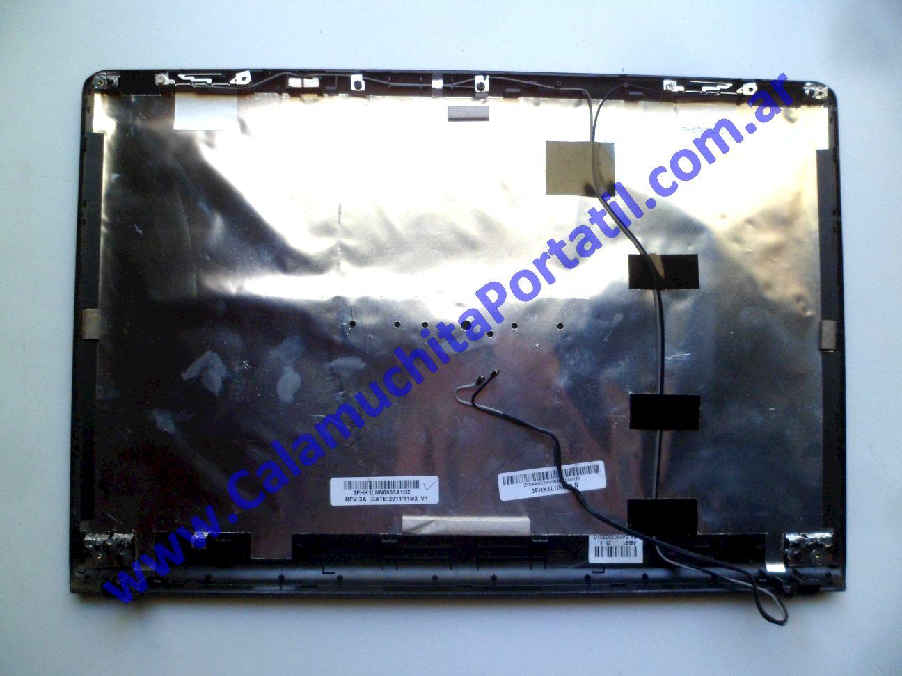 0540CAA Carcasa Tapa Sony Vaio VPCEH / PCG-71911u