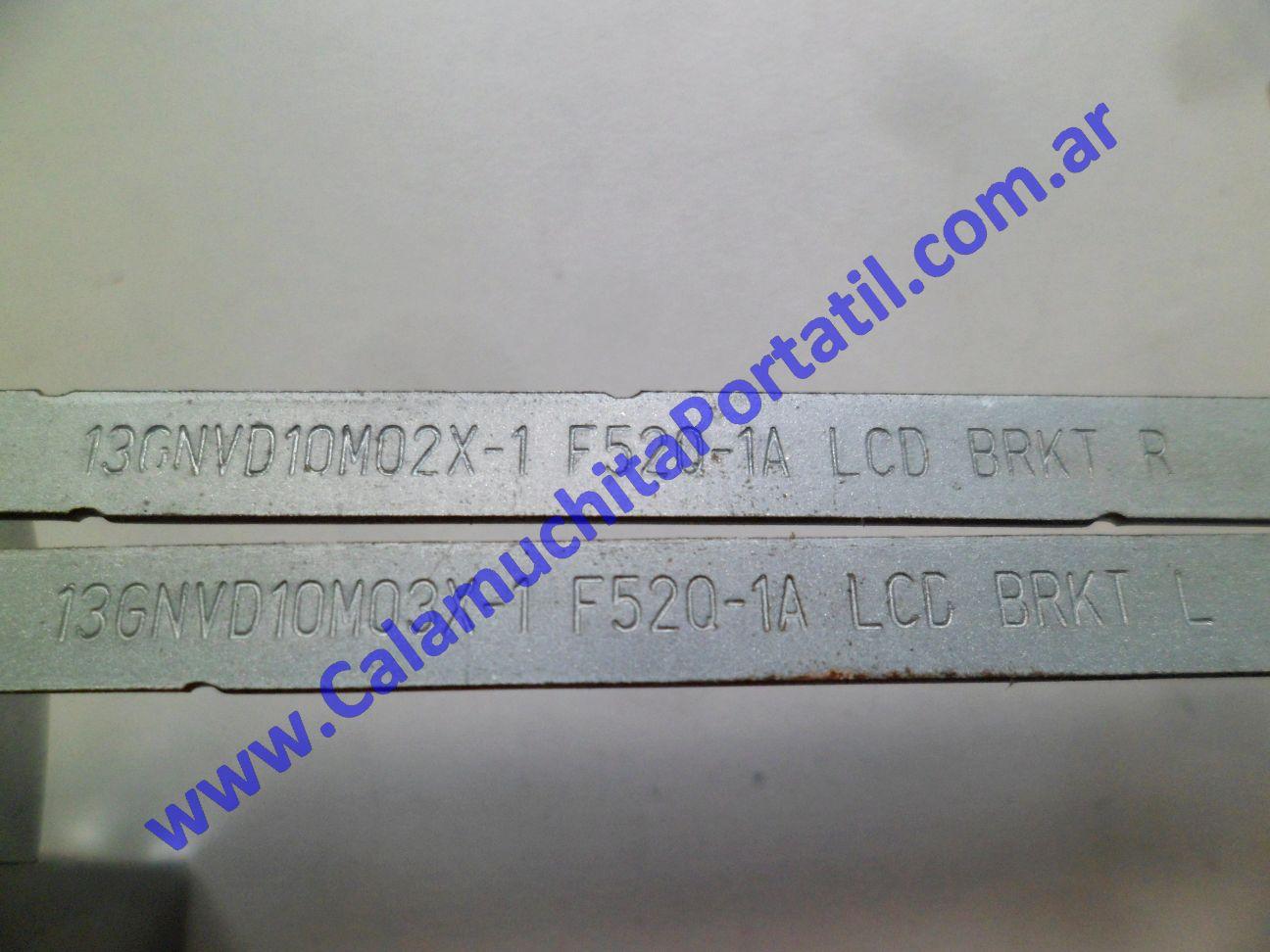 0545LLA Laterales Asus K50AF