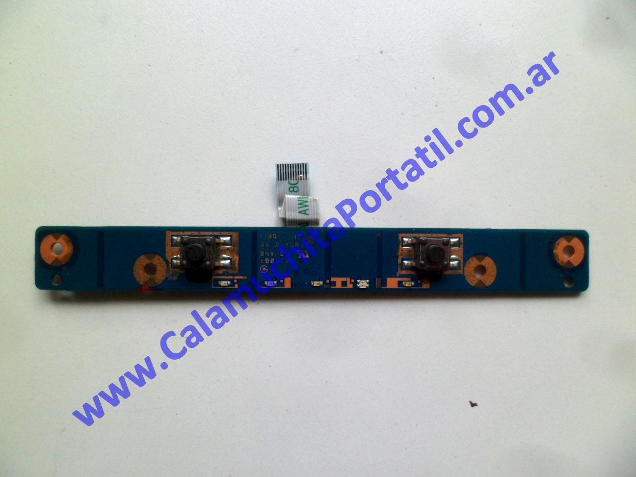 0552PLE Placa Leds Samsung RV511 / NP-RV511