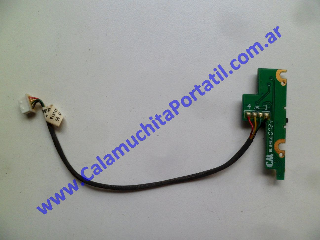0553XIW Interruptor Wifi Hewlett Packard Pavillion dv2000 / dv2422la / GM690LA#AC8