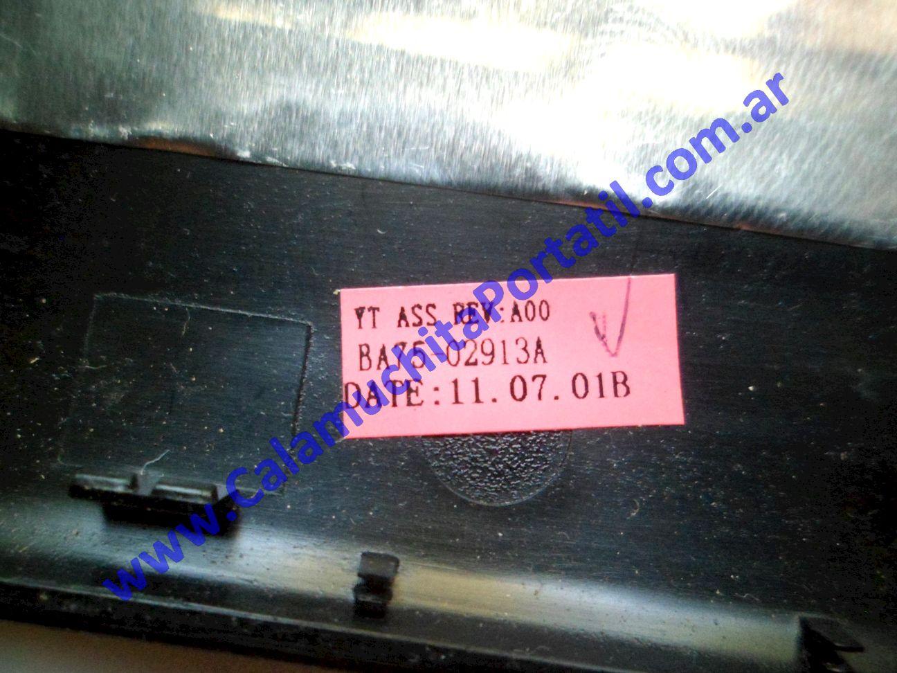 0554CAA Carcasa Tapa Samsung NC110 / NP-NC110-AB1AR