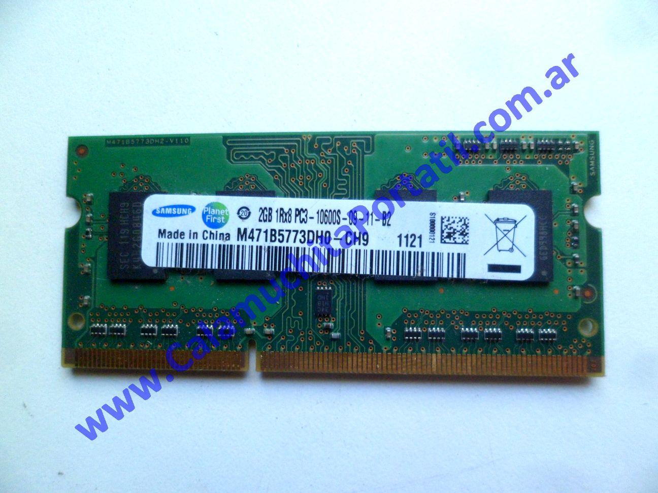 0555NMA Memoria Samsung NC110 / NP-NC110-A03AR