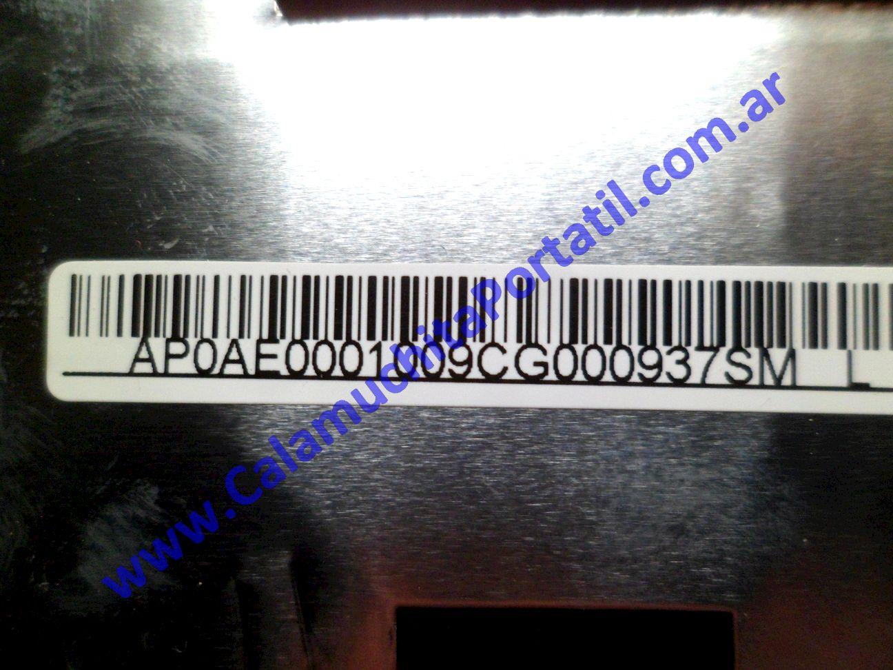 0557CAA Carcasa Tapa Acer Aspire One 532H-2268 / NAV50