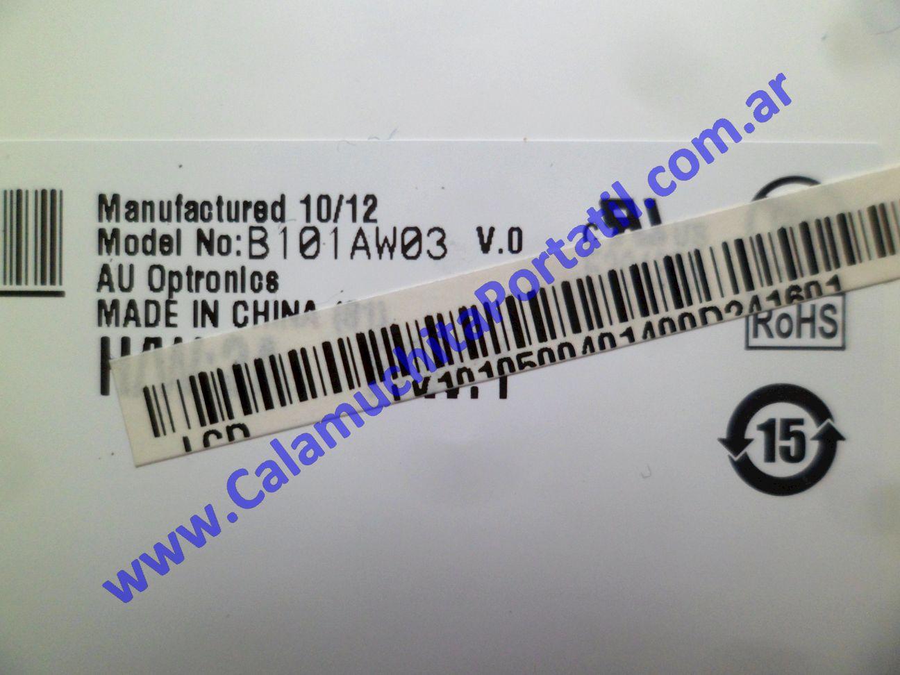 0557DIA Display Acer Aspire One 532H-2268 / NAV50