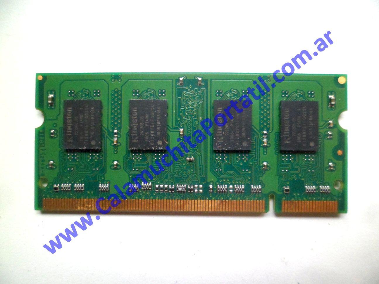 0557NMA Memoria Acer Aspire One 532H-2268 / NAV50