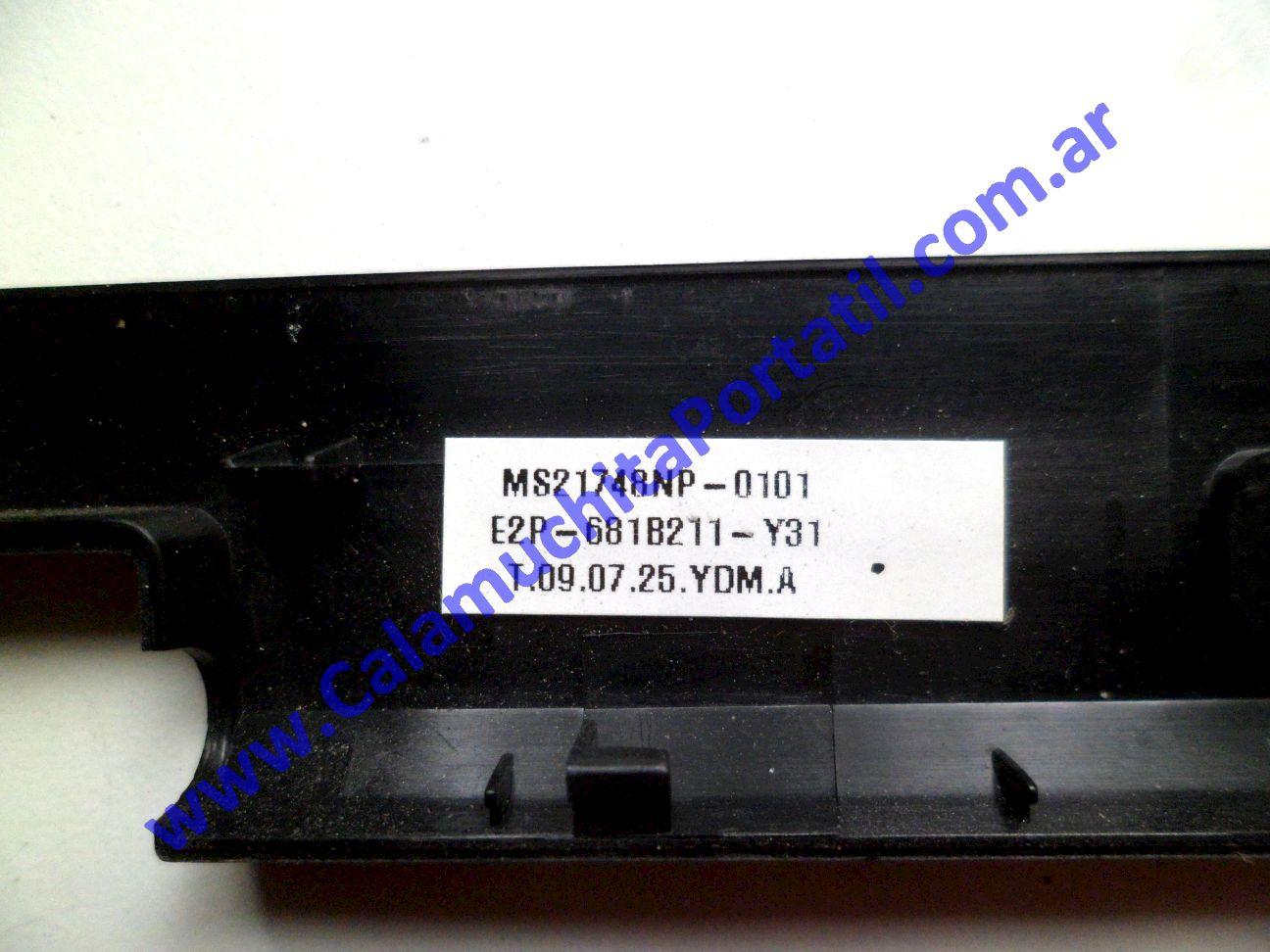 0558CAB Carcasa Marco MSI CR600X / MS-1683