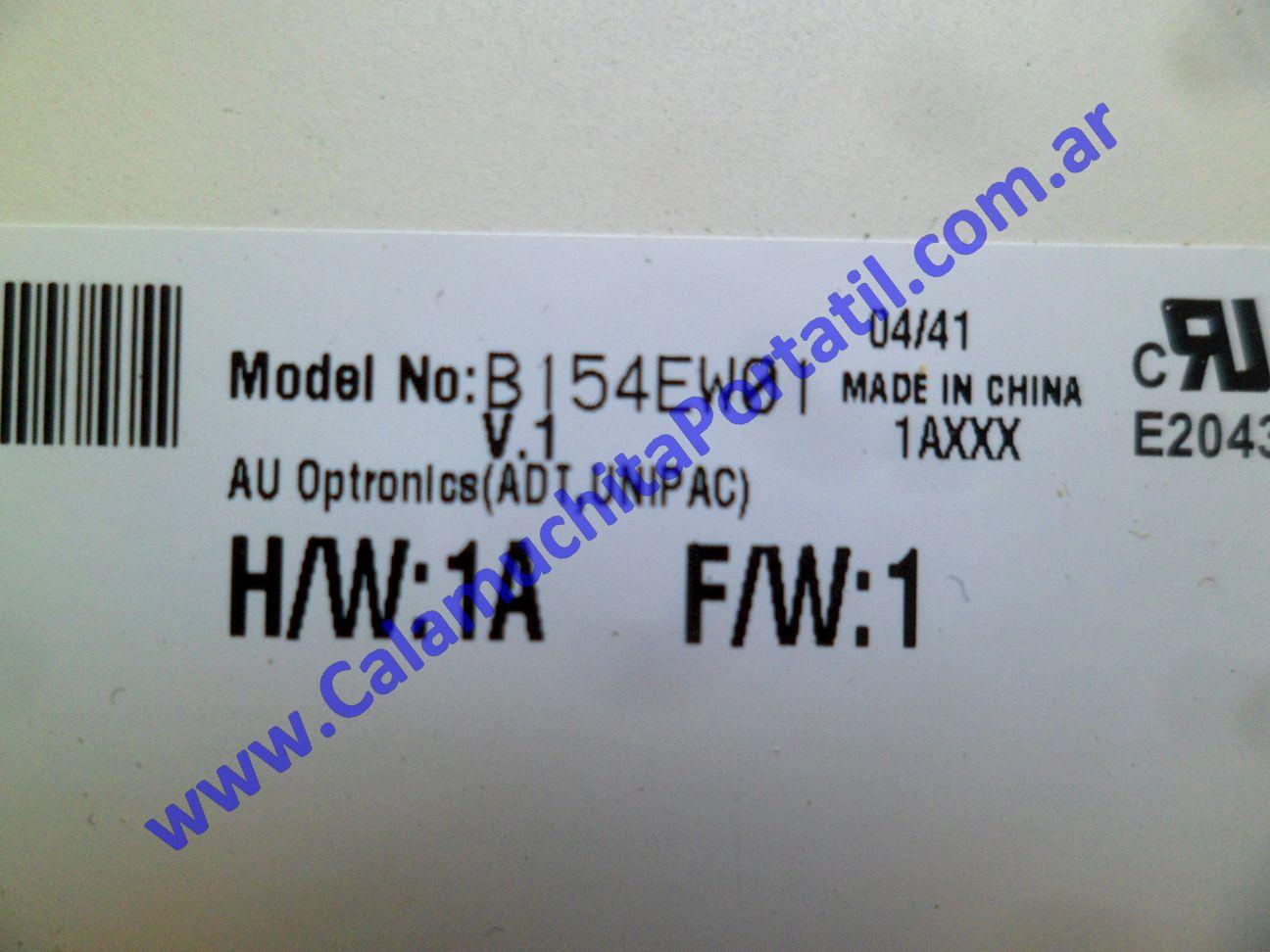 0560DIA Display Toshiba Satellite M35X