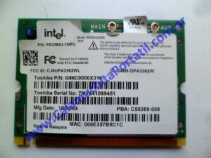 0560PWI Placa Wifi Toshiba Satellite M35X
