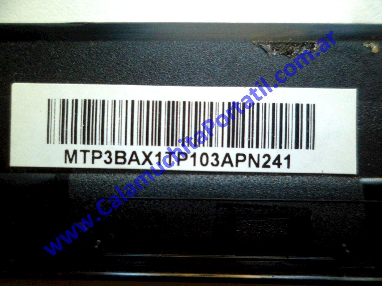 0565CAB Carcasa Marco Compaq Presario CQ42-205LA / WX487LA#AC8