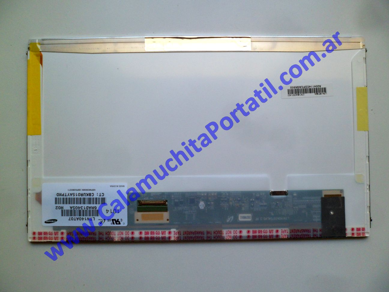 0565DIA Display Compaq Presario CQ42-205LA / WX487LA#AC8