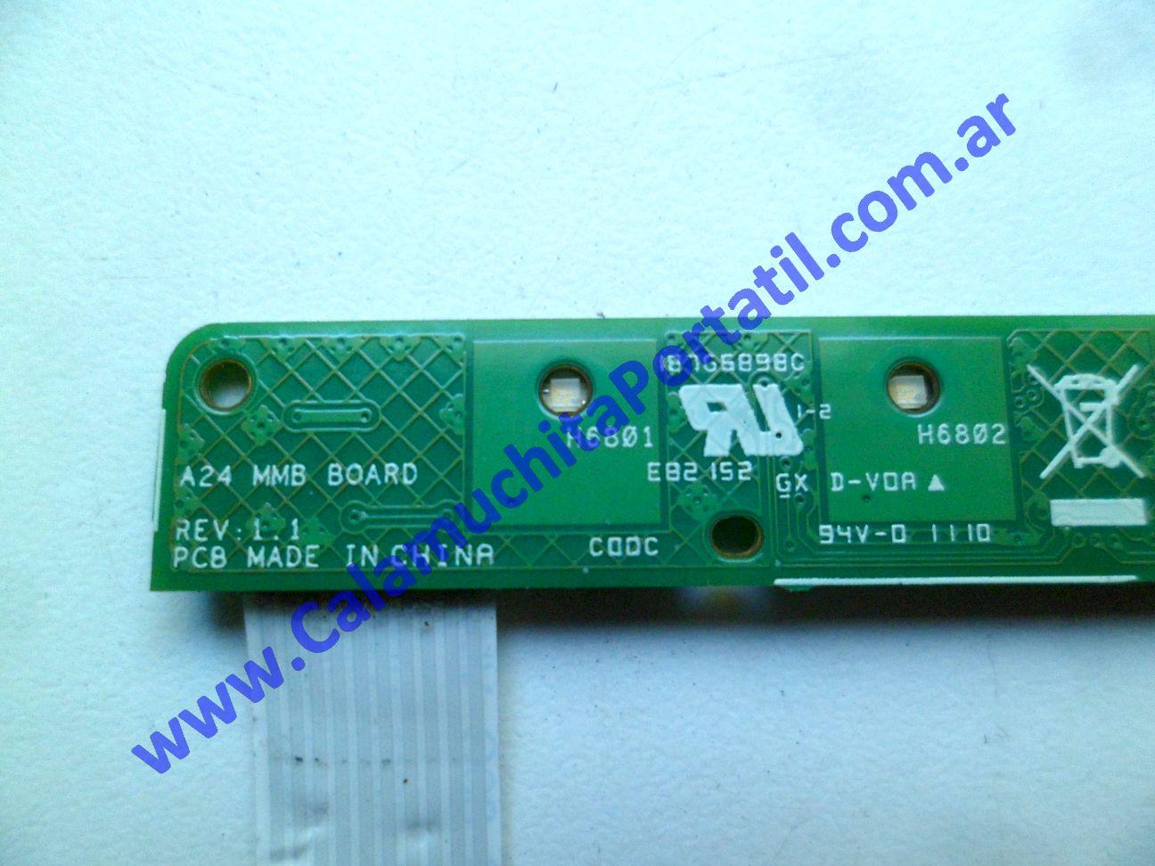 0566PLE Placa Leds Commodore A24A