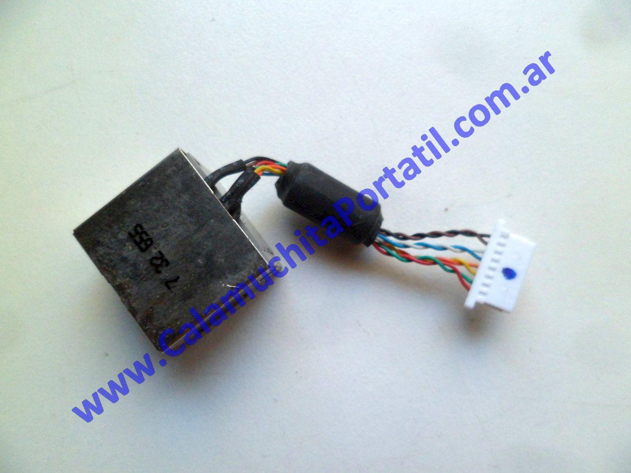 0567JLA Conector Lan Sony Vaio VGNCR260F / PCG-5J1P