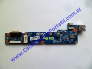 0567PUS Placa USB Sony Vaio VGNCR260F / PCG-5J1P