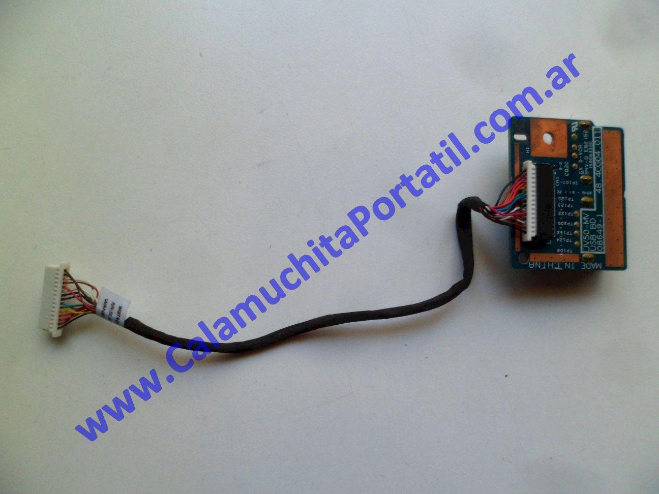 0571PUS Placa USB Acer Aspire 5542-5241 / MS2277