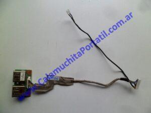 0572PUS Placa USB Hewlett Packard G60-630US / WA573UA#ABA