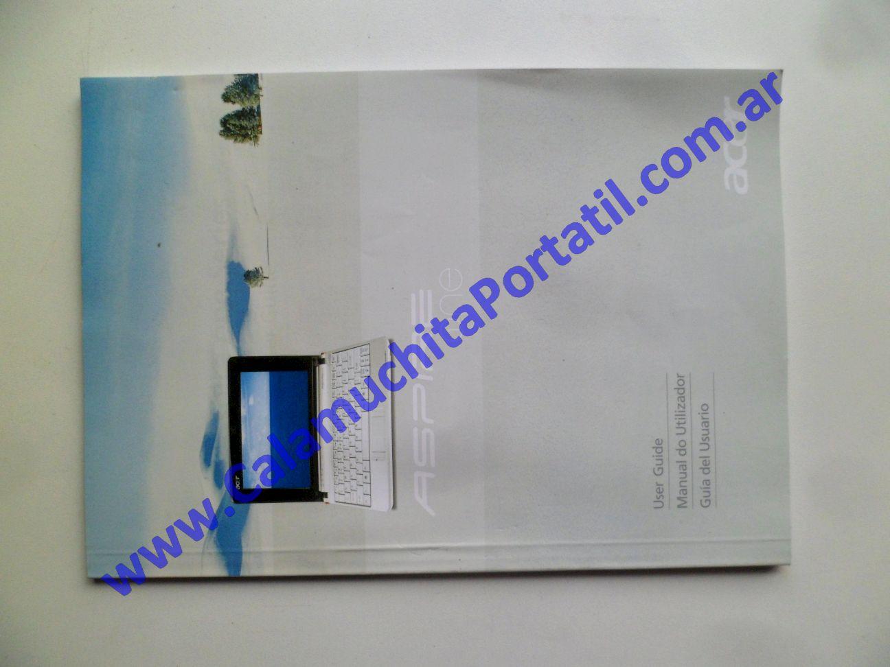 0573AMA Manual Acer Aspire One 150-1107 / ZG5