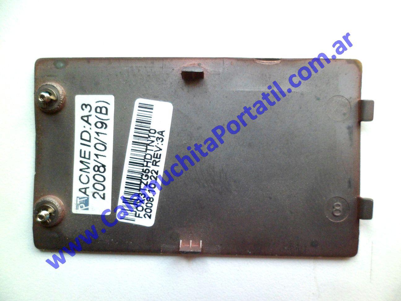 0573CTV Carcasas Tapa Varias Acer Aspire One 150-1107 / ZG5