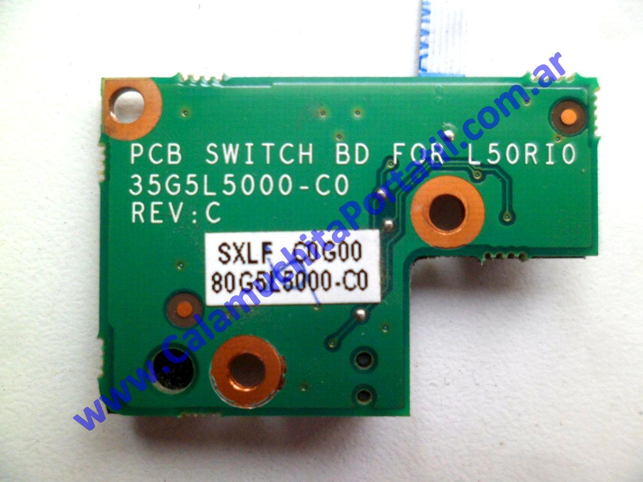 0575PEN Placa Encendido Olivetti Olibook Series 700
