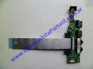 0576PEN Placa Encendido Asus Eee PC 1005PE