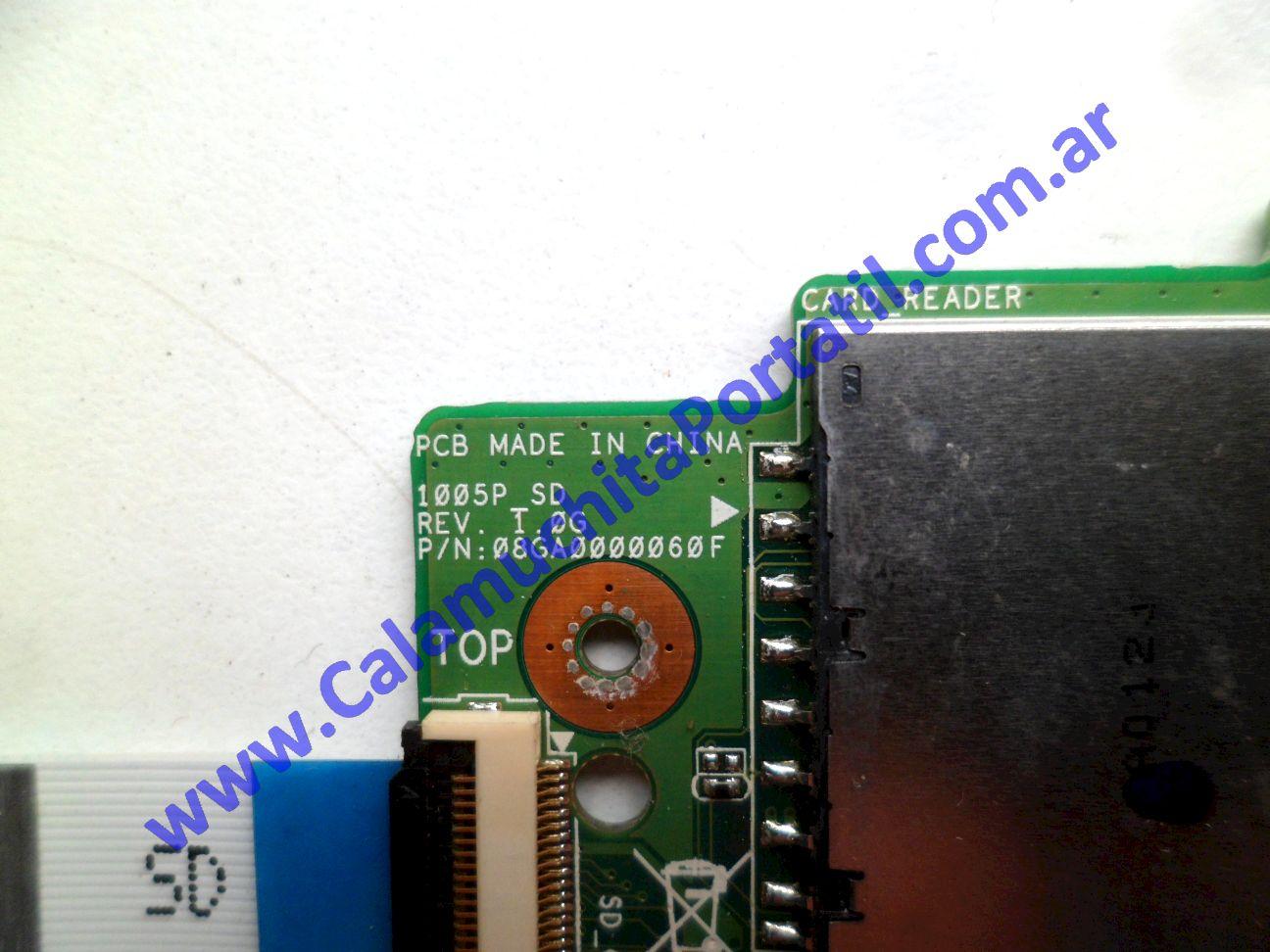 0576PLE Placa Leds Asus Eee PC 1005PE