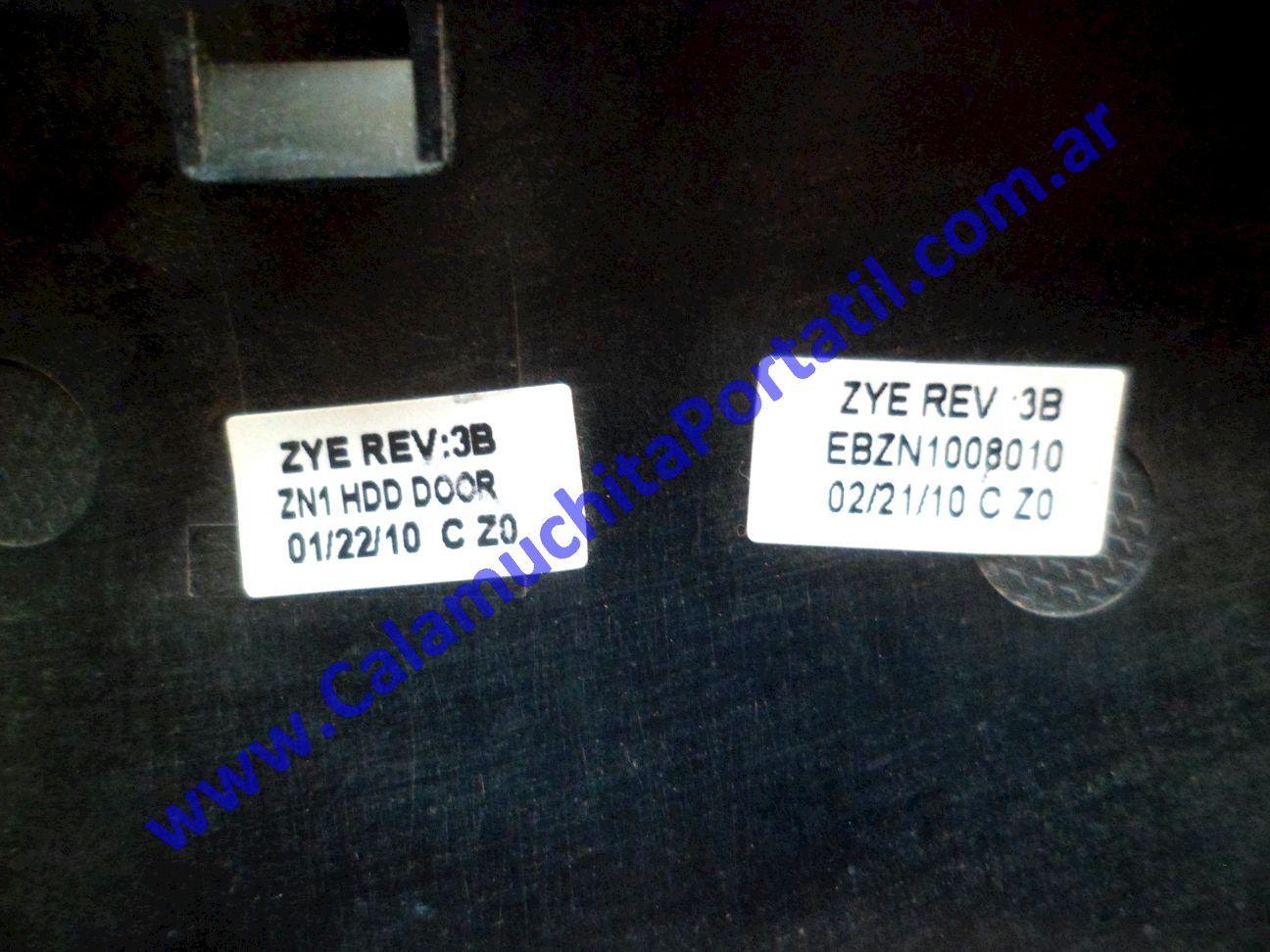 0577CTD Carcasas Tapa Disco Hewlett Packard Pavilion MS220la / AY687AA#ABM