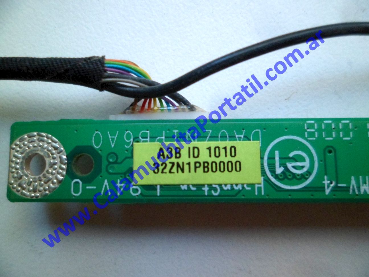 0577PEN Placa Encendido Hewlett Packard Pavilion MS220la / AY687AA#ABM