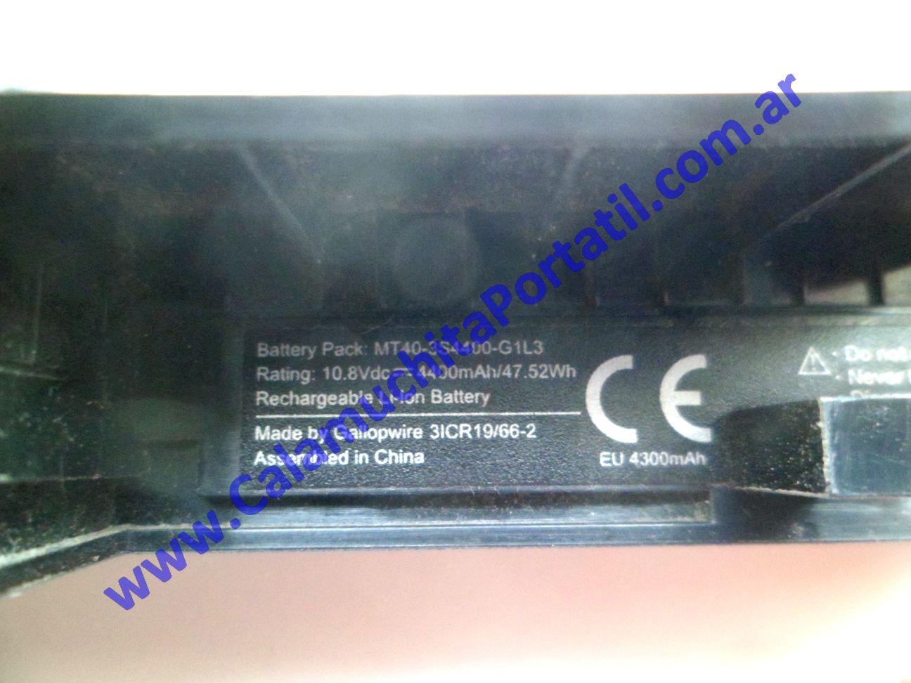 0579BAA Batería Noblex NB 1505PRO