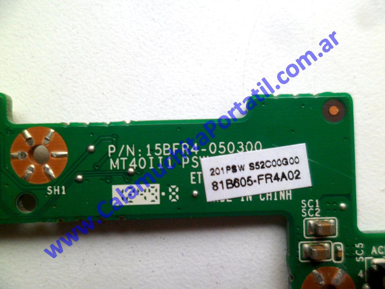 0579PEN Placa Encendido Noblex NB 1505PRO