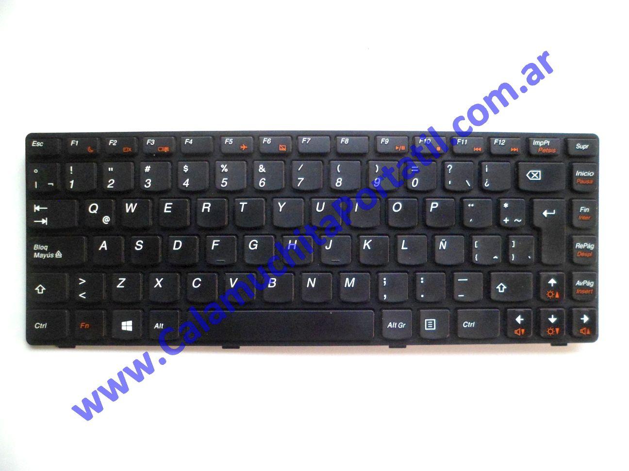 0580KBA Teclado Lenovo G480 / 20149