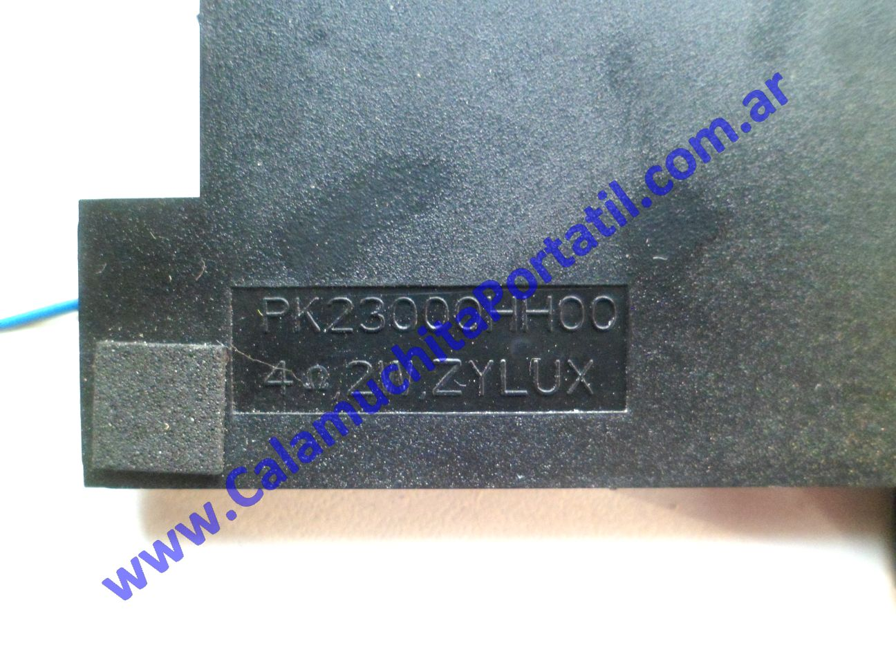 0580SPA Parlantes Lenovo G480 / 20149
